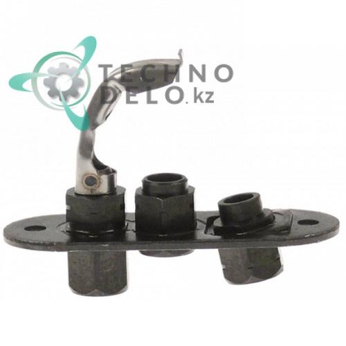 Горелка SIT серия 140 1 пламенная 005503 01169 RC01169000 для плиты Desco, Electrolux, Ilsa, Tecnoinox, Zanussi и др.