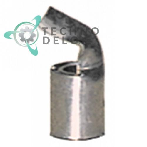Головка горелки Sit 33A0380 40021120 97203000 для газовой профессиональной плиты Angelo-Po, Lincar, Mastro, Modular