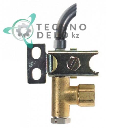 Горелка конфорочная SIT дюза ø0,2мм K22015 50116000 для теплового оборудования Repagas, ATA