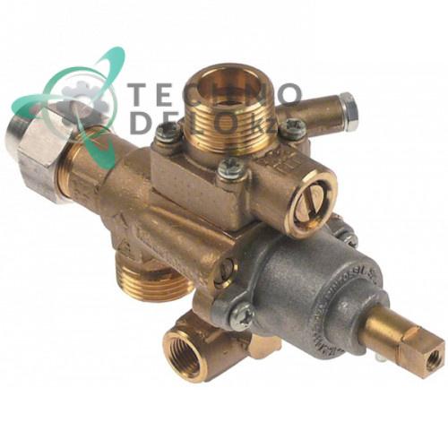 Газовый кран PEL 196.107200 service parts uni