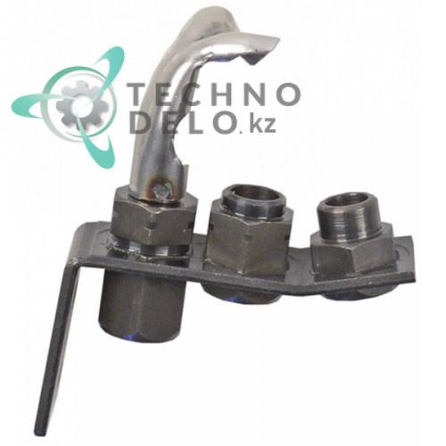 Горелка для конфорки SIT 196.107254 service parts uni