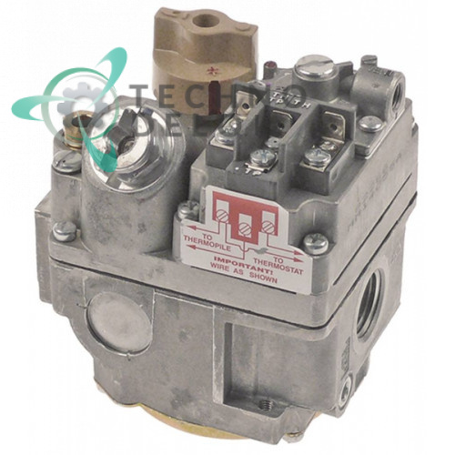 Вентиль газ 465.107354 universal parts