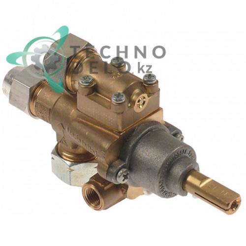 Газовый кран PEL 196.107363 service parts uni