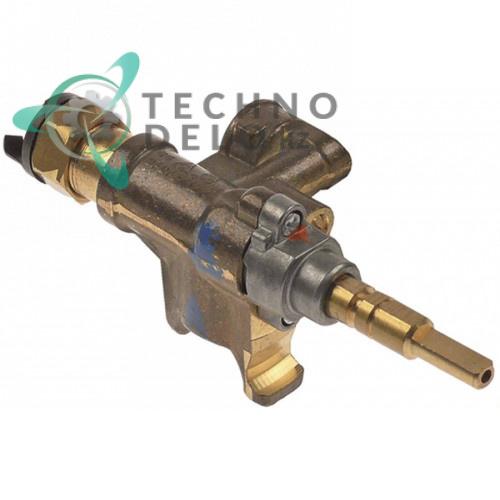 Кран газ SABAF 465.107382 universal parts