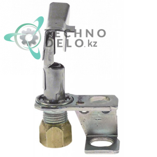 Горелка Robertshaw 6CH14-2 код 26 3-х пламенная природный газ 1/4 CCT 531300050 8102032 для фритюрницы Frymaster