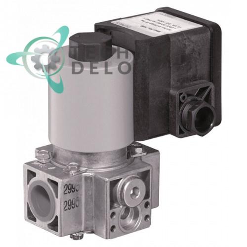 Клапан (вентиль) газовый Dungs MVD 210/5 1 дюйм 63AQ0626 катушка 222 915