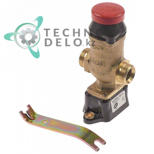 Клапан (вентиль) газовый 3/4 L72мм NF ROB-GAZ