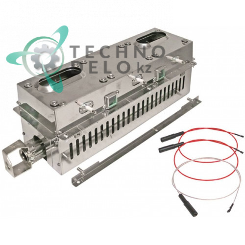 Горелка BR1000C0 L610мм пароконвектомата Unox XG413G/XG613/XG613G/XG813