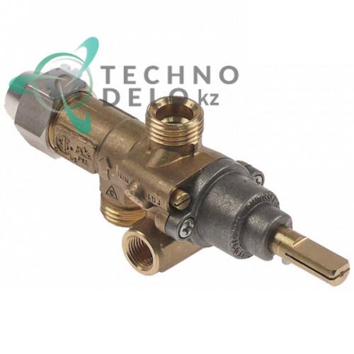 Газовый кран PEL 196.107592 service parts uni