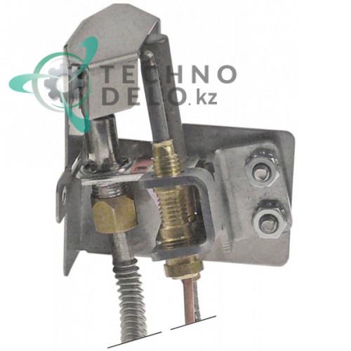 Горелка для конфорки ROBERTSHAW 196.107662 service parts uni