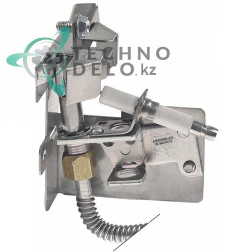 Горелка Robertshaw 6SW3021E 3-х пламенная природный газ трубка ø1/4 CCT B8039517 для фритюрницы Pitco