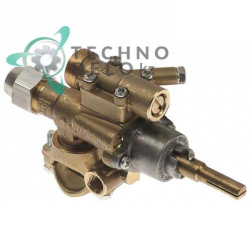 Газовый кран PEL 196.107803 service parts uni