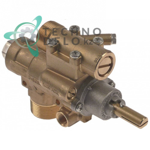 Кран газовый AB A63 M28x1,5 M24x1,5 M9x1 M10x1