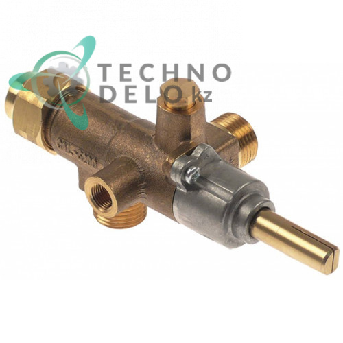 Кран газ COPRECI 465.109504 universal parts