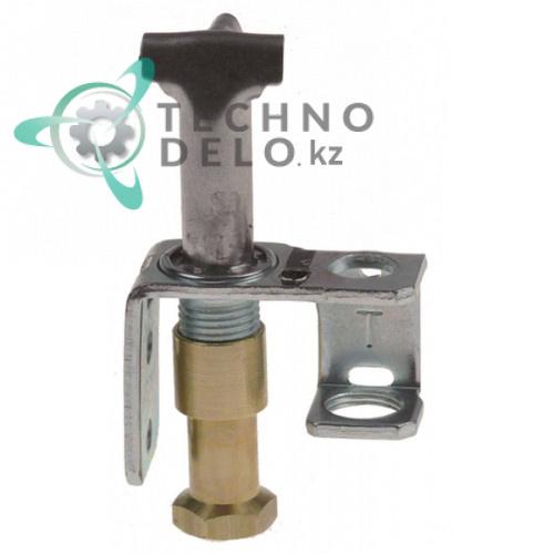 Горелка Robertshaw 4CH-6 код 16 3-х пламенная сжиженный газ 1/4 CCT P6071451 фритюрницы Pitco 24F/24F/24P и др.