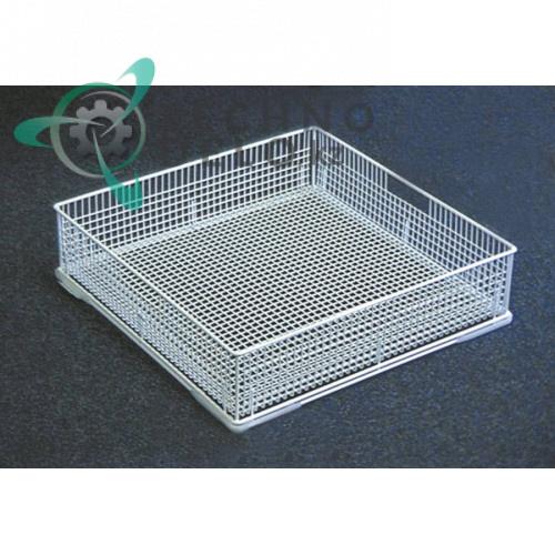 Корзина 500x500x130мм 983033 для посудомоечной машины Colged, Dihr, Electrolux, Elettrobar и др.