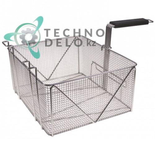 Корзина фритюрницы (размер ёмкости 310-350-160 мм) 303010 для Gastrofrit и др.