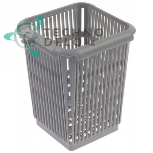 Корзинка столовых приборов 105x105x140мм 712001 посудомоечной машины Colged, Electrolux, MBM