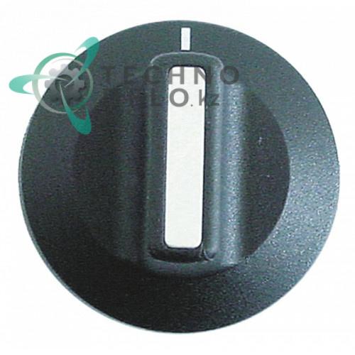 Рукоятка D-42мм ось 6x4,6мм 0E3019 AC062 AC06200 для оборудования Blue Seal, CPE, Electrolux, OEM