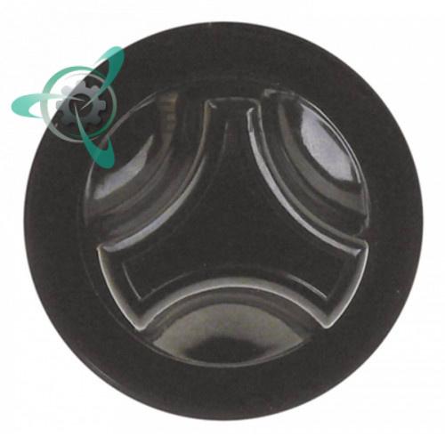 Рукоятка регулировочная ø62мм для плиты Heidebrenner и др.