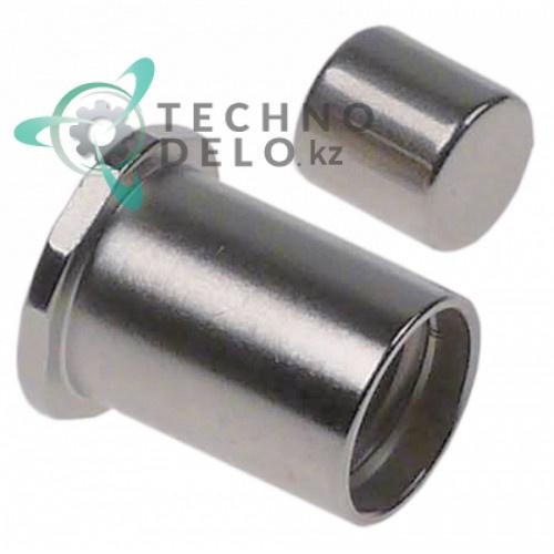Держатель магнита в комплекте для передней панели Winterhalter GS202, GS215, GS302 и др. (арт. 60003952)