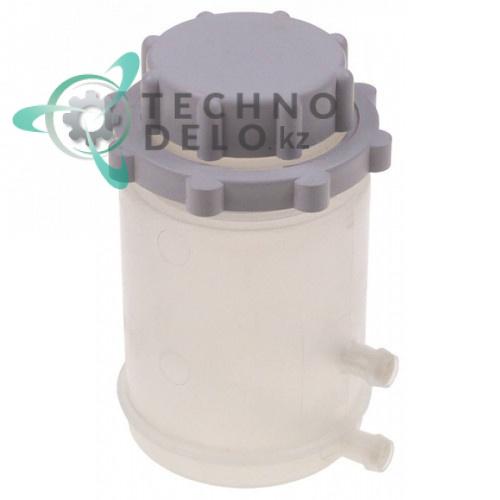 Ёмкость под соль ø85 L100мм 069680 406998 для Colged, Electrolux, Elettrobar, Hobart, MBM-Italien и др.