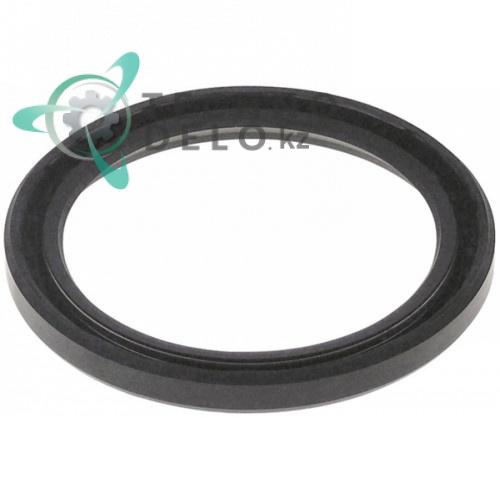 Уплотнение кольцевое (сальник ø64/ø80мм H-8мм) 046056 для Electrolux Professional, Socolmatic C15/C20 и др.