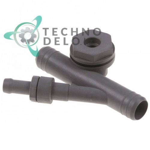 Обратный клапан (устройство предотвращения противотока) для Hobart Ecomax 402/502, FP, FX, GP, GX и др.
