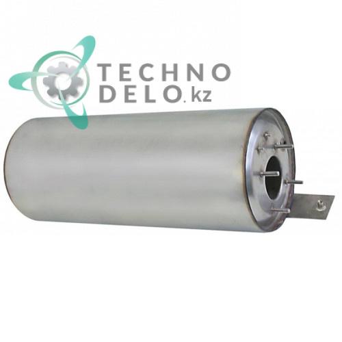Бойлер с изоляцией ø140мм L-335мм 26905 для посудомоечной машины Dihr Gastro450, Kromo, Olis и др.
