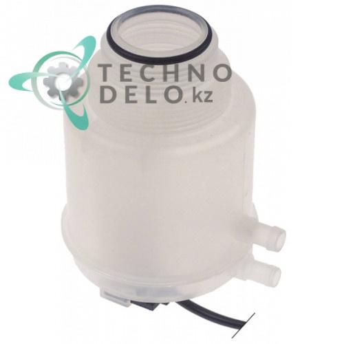 Ёмкость DW16072 ø90мм H125мм с выключателем для Dihr, Kromo, Rhima и др.
