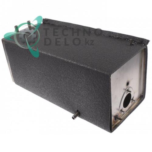 Бойлер с изоляцией 190x190мм L-480мм для посудомоечной машины Mach MS800B/T, MS9800, MLP56 и др.