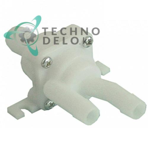 Клапан противоток 144011 посудомоечной машины Colged, Elettrobar, MBM и др.