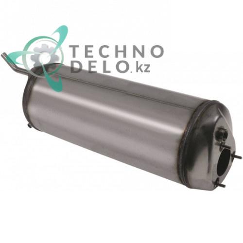 Бойлер ø140мм L-400мм вход ø12мм 0L0352 / 0L1890 для посудомоечной машины Electrolux EUC1, EUC1DP и др.