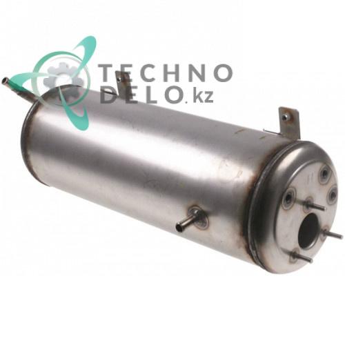Бойлер ø150мм L-445мм вход ø11мм 34596 для посудомоечной машины Hoonved C53, C53D, C6, C60, C60D и др.