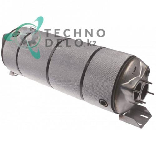 Бойлер ø200мм L630мм для посудомоечной машины Comenda AC100/AC200/ACR225/ACR245 и др.