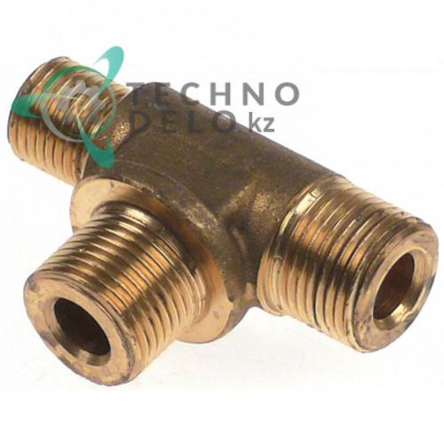 Тройник 847.527833 spare parts uni