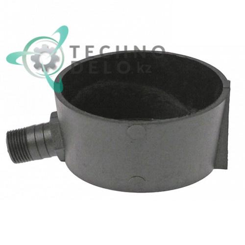 Поддон 3/8 15502 W10795 WY15502 10066227 для кофейного оборудования Astoria Cma, Wega CMA и др.