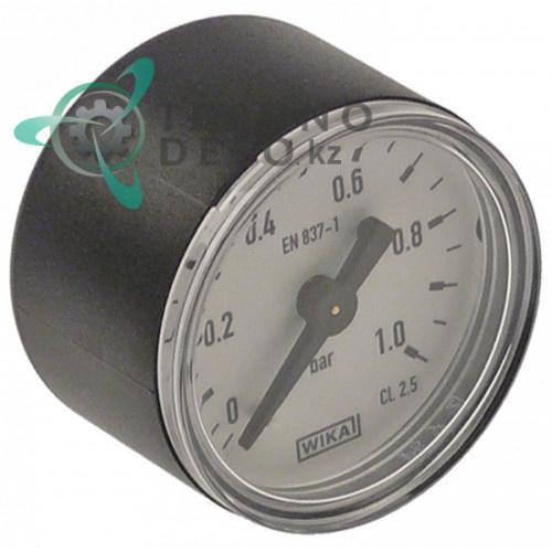 Манометр 0-1bar ZA12-0401 ZA12-0409 для пароконвектомата Retigo