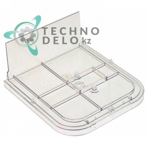 Крышка нижняя задняя F095.1 для холодильного оборудования (дозаторы напитков) CAB New Faby 1-3, Fast Cold 1-3