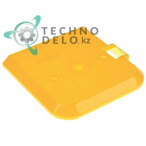 Крышка желтая F030/Y для испарителя оборудования CAB (сокоохладители и граниторы) New Faby 1-3, Fast Cold 1-3