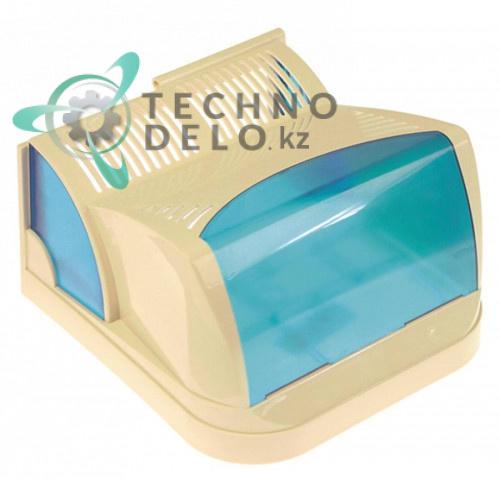 Крышка в сборе CAB F301/N/W для профессионального холодильного оборудования CAB (граниторы и др.) Faby 1-3, Fast Cold 1-3