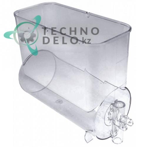 Ёмкость CAB F009 их прозрачного поликарбоната для аппарата охлаждения напитков CAB