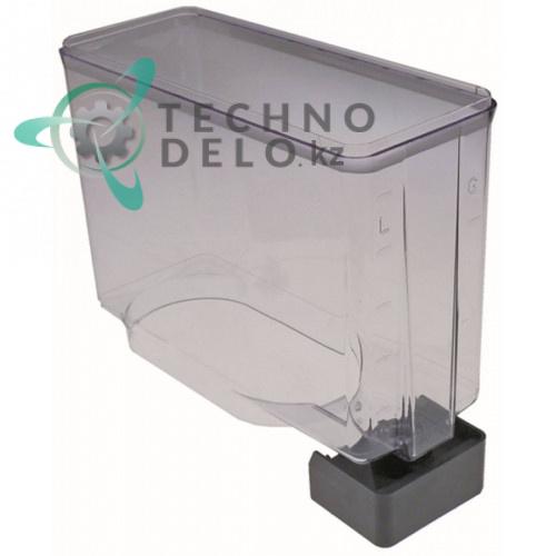 Ёмкость в комплекте 5 литров 300x115x220мм 03800-05610 для охладителя сока Ugolini CADDY 5-2/5-3/5-4 и др.