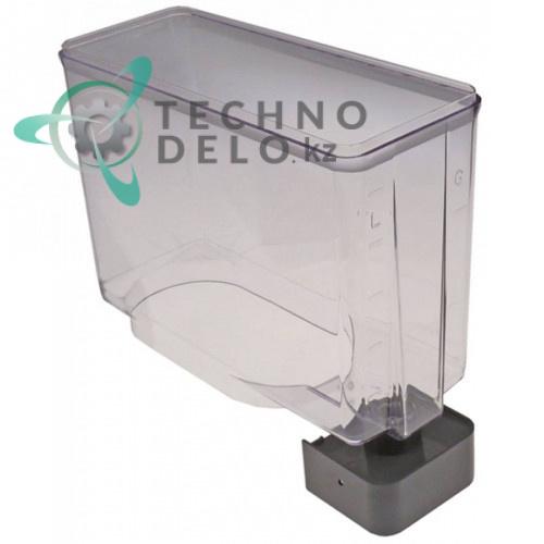 Ёмкость в комплекте 5 литров 300x115x220мм 03800-05616 для охладителя сока Ugolini Caddy 5-2/5-3/5-4 и др.