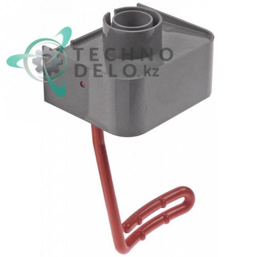 Кран сливной 33800-08900 90x131мм красный рычаг для дозатора напитков Ugolini Caddy 10-1/10-2/7-1/UL 10 и др.