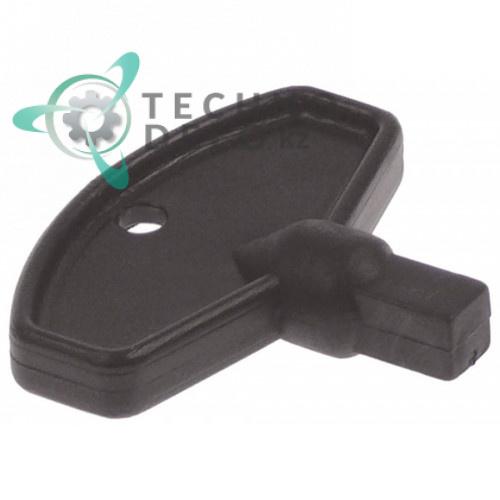 Ключ монтажный специальный 02.BA0061.001 для крышки гранитора SPM GT1 PUSH 230-50/GT1 TOUCH/GT2 PUSH и др.