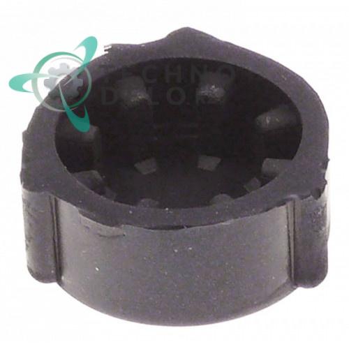 Муфта резиновая C0007F308 (8 зубьев) для блендера Macap F4-F6-P100, Fama