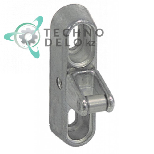 Защелка дверной ручки  037967, 0K8039 для печей Electrolux, Houno, Irinox, Küppersbusch, Leventi, Modular