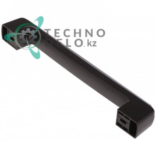 Ручка дугообразная L-275мм H 43мм шаг крепления 227мм для холодильника Desmon, Mercatus