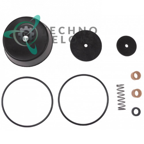 Ремкомплект 0931200 для клапана вакууматора Cookmax, Henkelman Polar2-75 Polar2-85 и др.